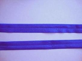 8z Elastisch biaisband Kobalt 467