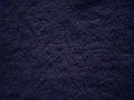 Badstof donker blauw 2900-8N
