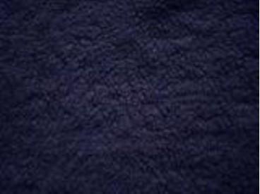 Badstof per meter € 9,95. Mooie kwaliteit badstof. Dubbel gelust. Donkerblauw. 90%katoen/10%Pl 1.42 mtr.br.