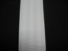 Pyjama elastiek 35 mm. Wit