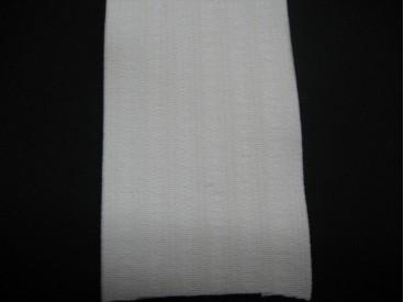 Elastiek 60 mm. pyjama wit