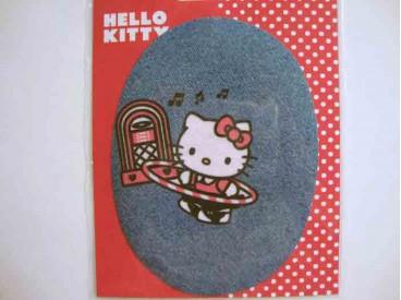 5l Hello Kitty ovaal jeans Met hoepel en muziek kitty111
