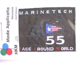 8g Applicatie Marine tech Raw55 Zwart 3029