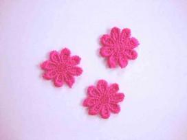 4f Bloemapplicatie Pink 25E