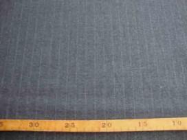 Stretch Donkergrijze lengtestreep 507-68N