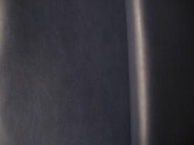 9a Skai donker blauw kunstleer