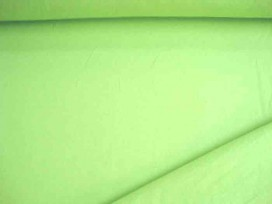 Tricot Spandex Lime 2669-6510BK11