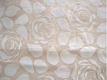 2ub Outprinted Flower Offwhite 2660-0105BK11
