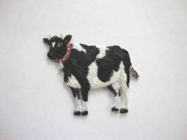 Applicatie dieren Boerderij koe