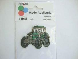 Applicatie Groene traktor
