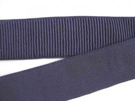 Boordband elastisch Donkerblauw