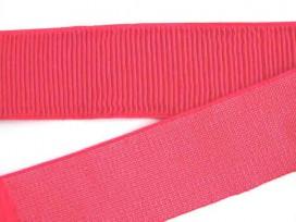 Boordband elastisch Helderrood