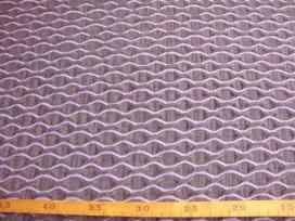 Tricot Grijspaars met golf structuur 1234-43N