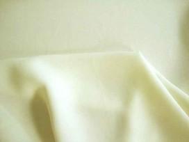 Crepe stof Creme 661103