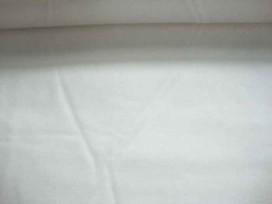 Stretch katoen Satin Ivoor 997175-007PL