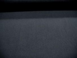 Poplin polyester-katoen Donkerblauw
