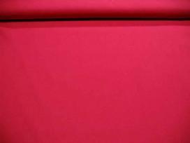 5f Effen katoen Rood past bij de rode stoffen 5580-15N
