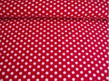 5i Middelstip Rood/wit 5576-15N