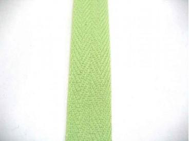 Keperband 2cm. lime
