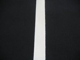 Keperband 15mm creme