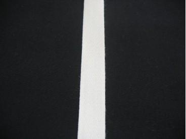Keperband 1.5cm. creme