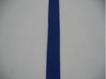 Keperband 1.5cm. kobalt