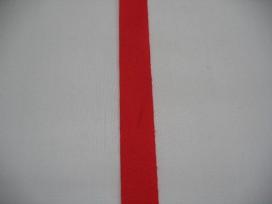 Keperband 15mm rood