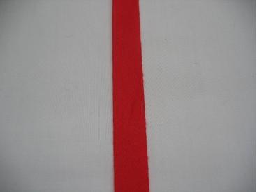 Keperband 1.5cm. rood