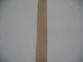 Keperband 15mm beige