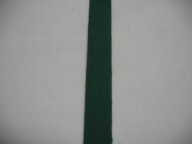 Keperband 1.5cm. groen