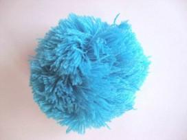 3h Pom Pom 7 cm. Aqua 66668