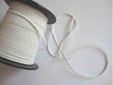 Soutage elastiek Wit