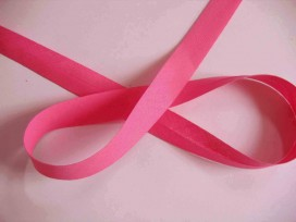 Biaisband Pink 3 cm breed