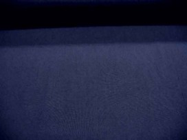 Katoen iets dikker Donkerblauw 1805-8N