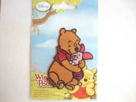 Winny de pooh applicatie knorretje omarmd win101B