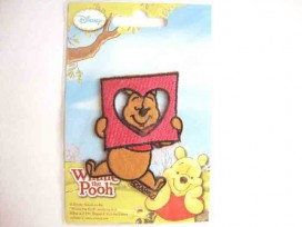 Winny de pooh applicatie Met hart win102B