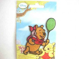 Winny de pooh applicatie knorretje en luchtballon win103B