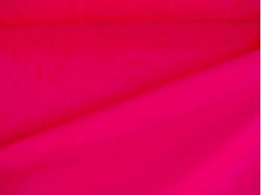 Donker pink kleurige viscose tricot.  92%visc./8%el.  1.60 mtr.br  225 gr/m²