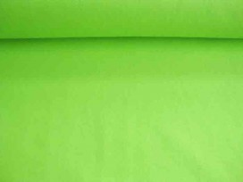 Canvas stof Lime