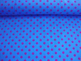 Ton sur ton Stip Aqua/pink 2221-3N