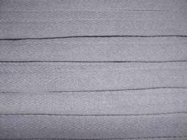 Keperband 14 mm Grijs