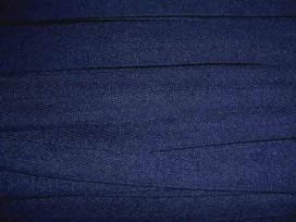 5j Keperband 14 mm. Donkerblauw R358