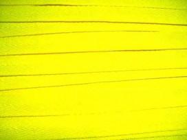 Keperband 14 mm Geel