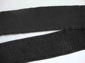 Boordband elastisch Zwart