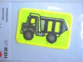 5d Applicatie NEON Rechthoek vrachtwagen 1023-4