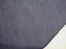 Stretch jeans Donkerblauw met streepje