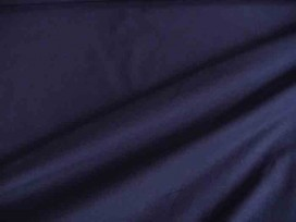 Tricot Ton sur ton Effen Donkerblauw 3999-8N