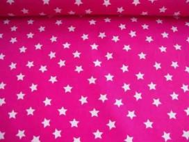 Ster katoen Pink/wit 5571-17N