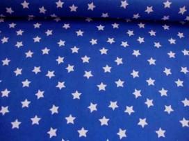 Ster katoen Blauw/wit 5571-5N