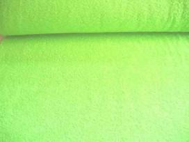 Badstof per meter Lime